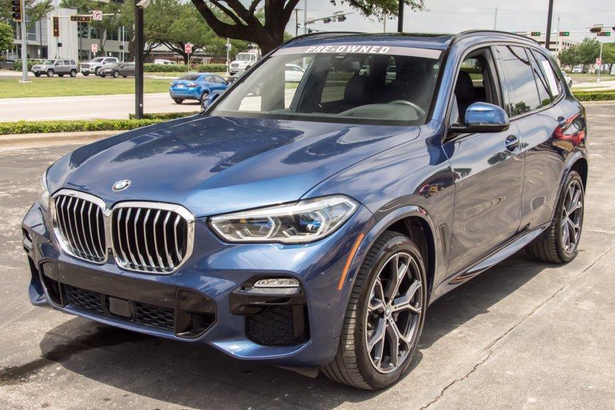2019 BMW X5 xDrive40i Vehicle Photo in Dallas, TX 75209