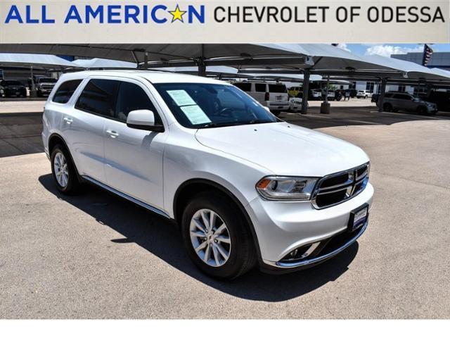 2020 Dodge Durango Vehicle Photo in Odessa, TX 79762