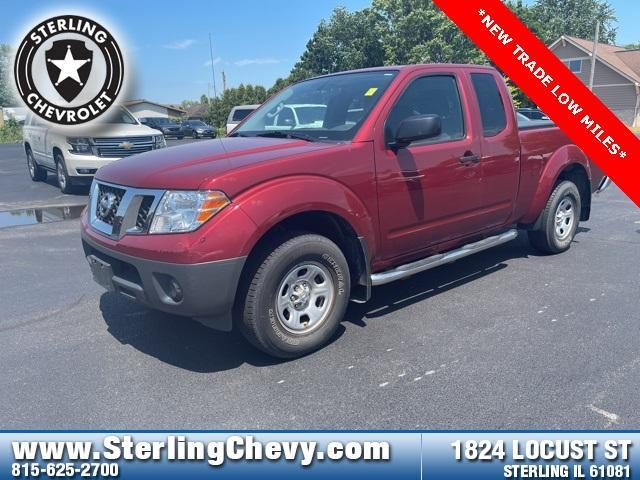 2014 Nissan Frontier Vehicle Photo in STERLING, IL 61081-1198