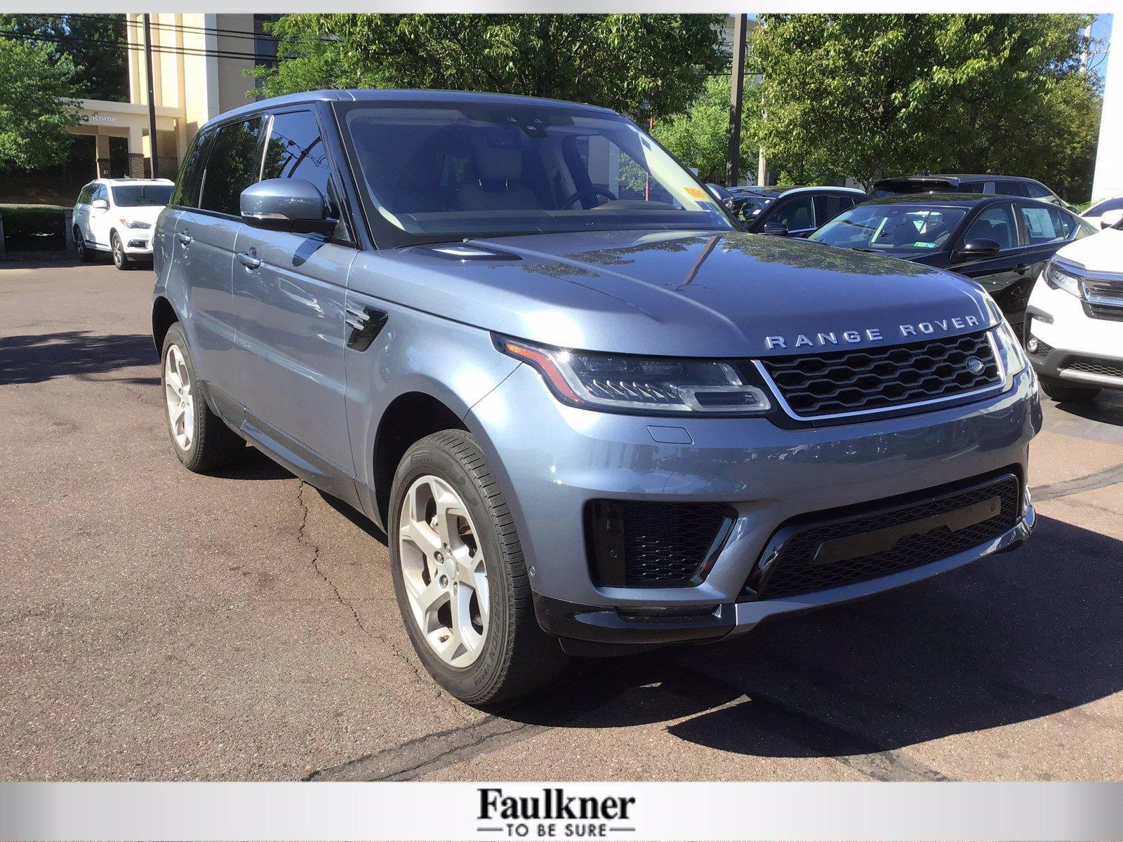 2018 Land Rover Range Rover Sport Vehicle Photo in Willow Grove, PA 19090