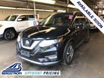 2018 Nissan Rogue Vehicle Photo in APPLETON, WI 54914-4656