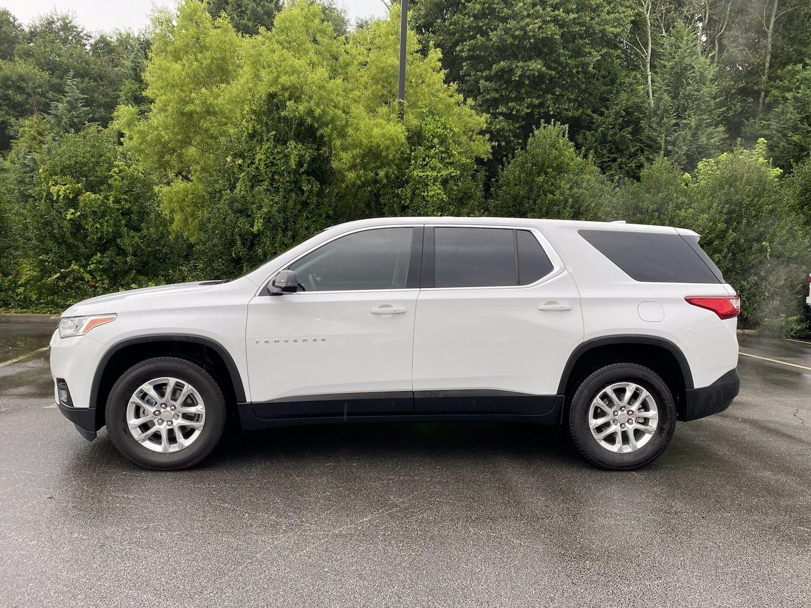 2020 Chevrolet Traverse Vehicle Photo in BUFORD, GA 30518