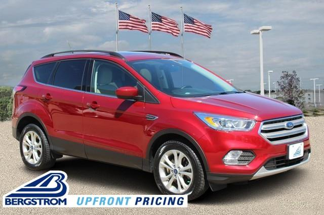 2018 Ford Escape Vehicle Photo in Madison, WI 53713