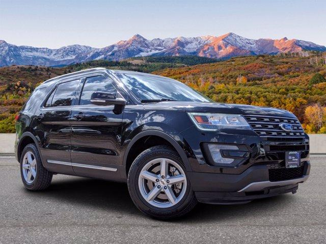 2016 Ford Explorer Vehicle Photo in Colorado Springs, CO 80905