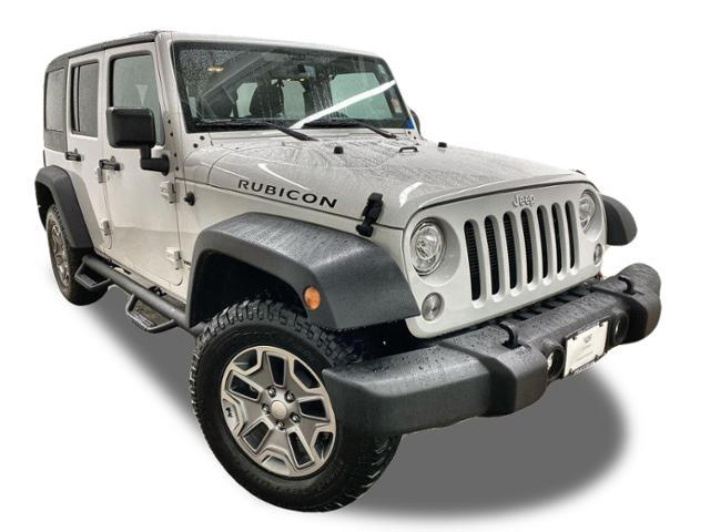 2017 Jeep Wrangler Unlimited Vehicle Photo in Portland, OR 97225