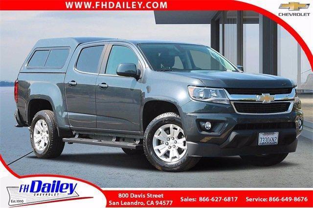 2019 Chevrolet Colorado Vehicle Photo in SAN LEANDRO, CA 94577-1512