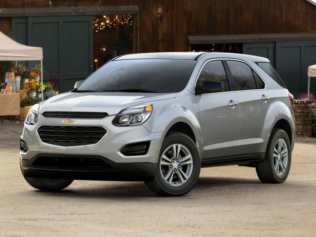 2016 Chevrolet Equinox Vehicle Photo in Green Bay, WI 54304