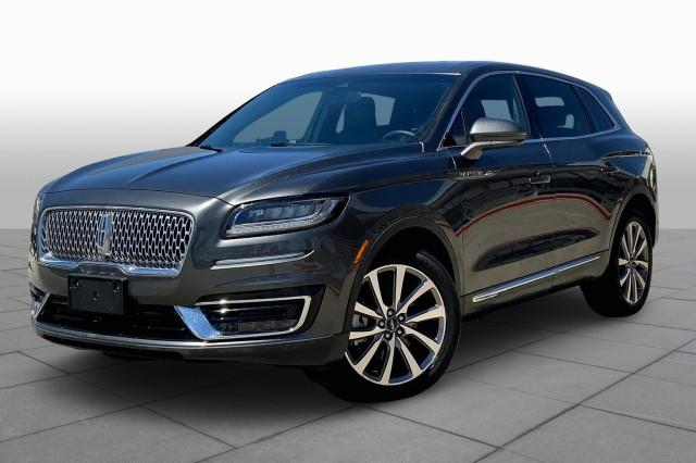 2019 LINCOLN Nautilus Vehicle Photo in Kingwood, TX 77339