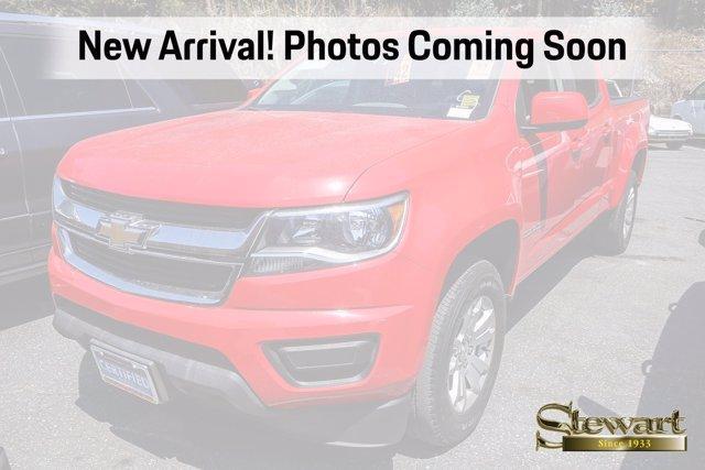 2018 Chevrolet Colorado Vehicle Photo in COLMA, CA 94014-3284