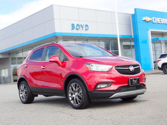 2020 Buick Encore Vehicle Photo in Emporia, VA 23847