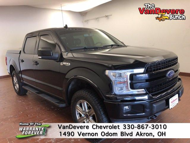 2019 Ford F-150 Vehicle Photo in AKRON, OH 44320-4088