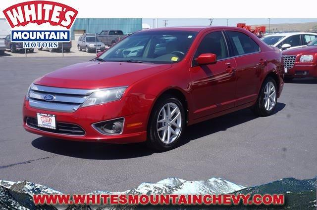 2012 Ford Fusion Vehicle Photo in Casper, WY 82609