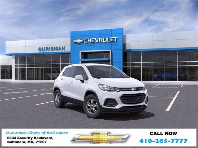 2021 Chevrolet Trax Vehicle Photo in BALTIMORE, MD 21207-4000