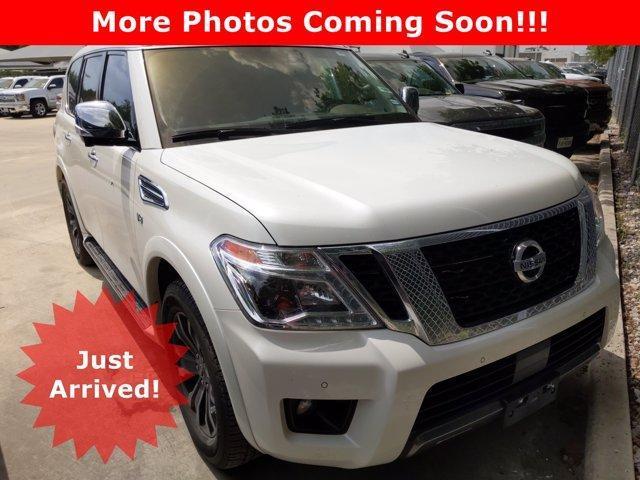 2019 Nissan Armada Vehicle Photo in SELMA, TX 78154-1460