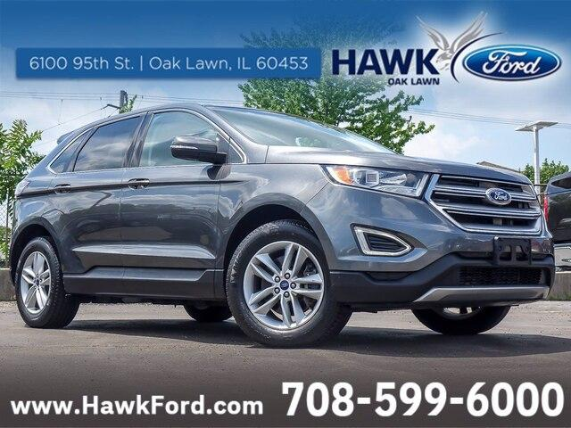 2015 Ford Edge Vehicle Photo in Plainfield, IL 60586