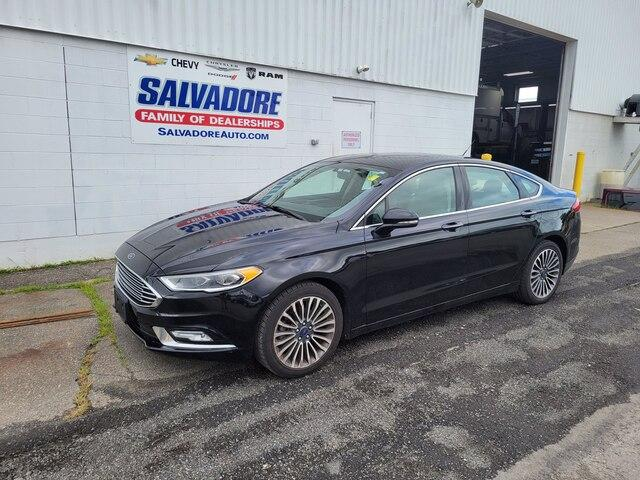 2017 Ford Fusion Vehicle Photo in GARDNER, MA 01440-3110