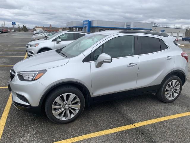 2018 Buick Encore Vehicle Photo in CHAMPLAIN, NY 12919-0000