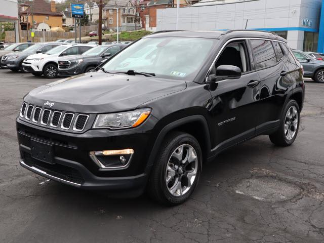 2018 Jeep Compass Vehicle Photo in Tarentum, PA 15084