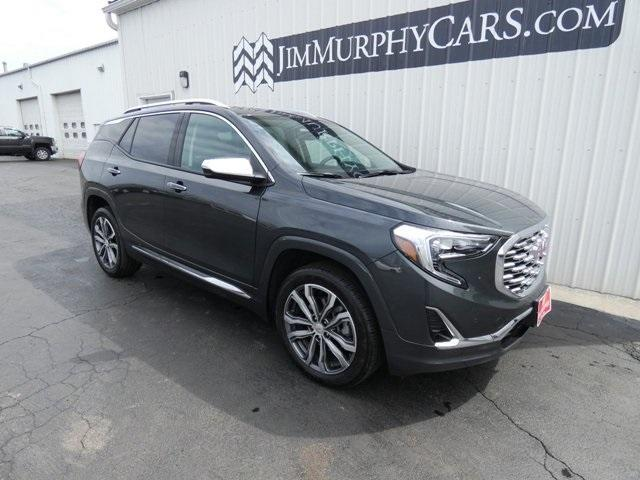 2018 GMC Terrain Vehicle Photo in Depew, NY 14043