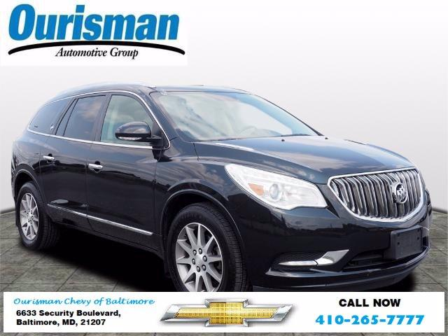 2014 Buick Enclave Vehicle Photo in BALTIMORE, MD 21207-4000