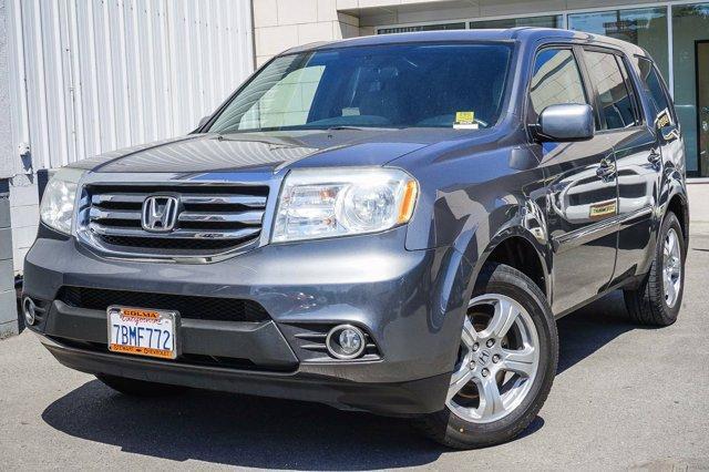 2013 Honda Pilot Vehicle Photo in Colma, CA 94014