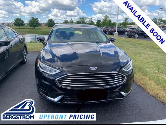 2019 Ford Fusion Hybrid Vehicle Photo in Oshkosh, WI 54904