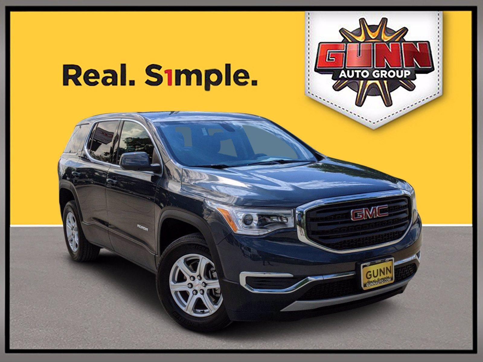 2019 GMC Acadia Vehicle Photo in Selma, TX 78154