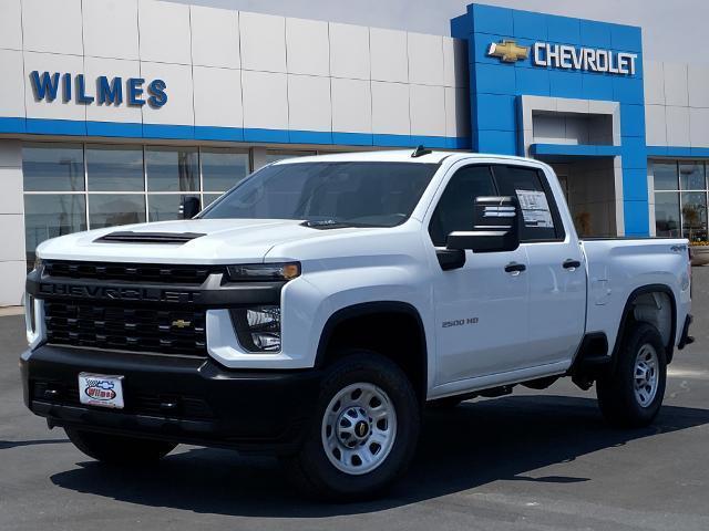 2021 Chevrolet Silverado 2500HD Vehicle Photo in Altus, OK 73521