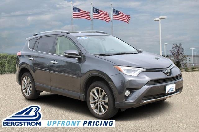 2017 Toyota RAV4 Vehicle Photo in MADISON, WI 53713-3220