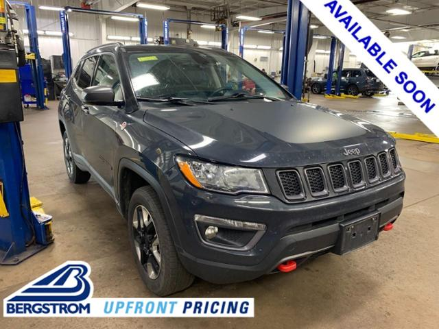 2017 Jeep Compass Vehicle Photo in APPLETON, WI 54914-4656