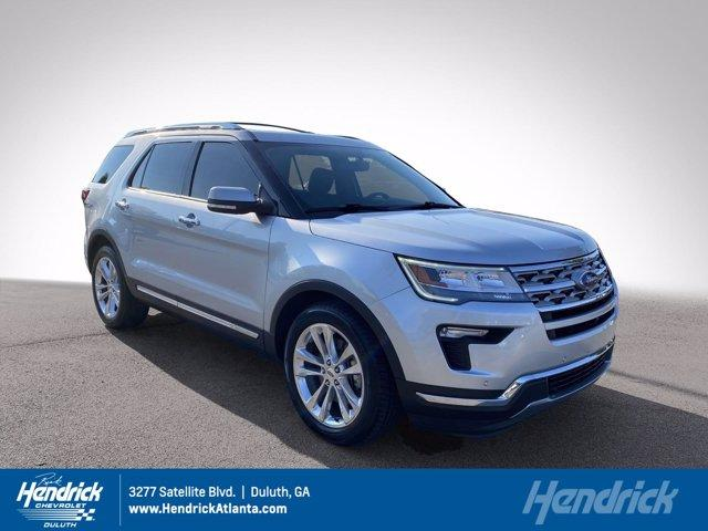 2018 Ford Explorer Vehicle Photo in DULUTH, GA 30096