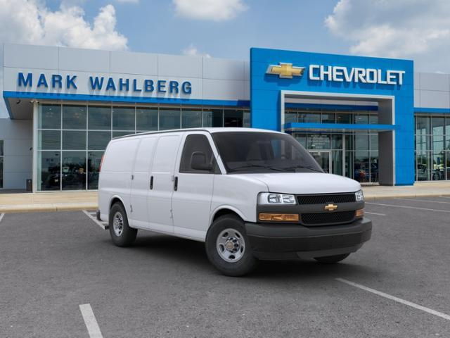 2020 Chevrolet Express Cargo Van Vehicle Photo in Columbus, OH 43228