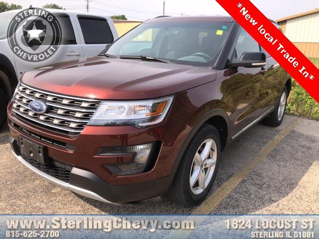 2016 Ford Explorer Vehicle Photo in Sterling, IL 61081