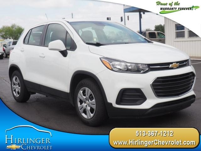 2018 Chevrolet Trax Vehicle Photo in West Harrison, IN 47060