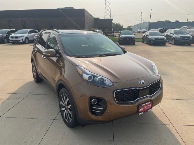 2018 Kia Sportage Vehicle Photo in Peoria, IL 61615