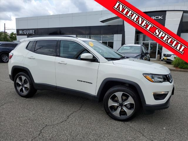 2018 Jeep Compass Vehicle Photo in Little Falls, NJ 07424