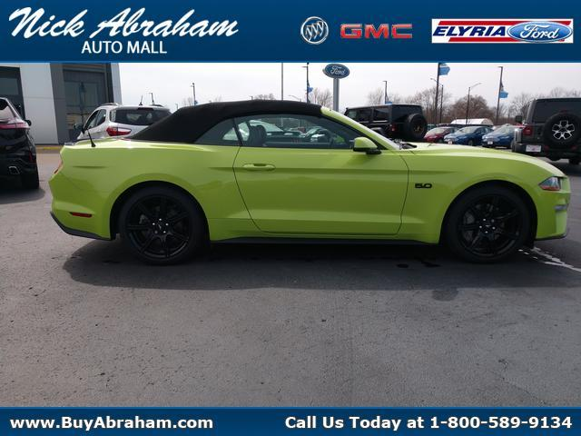 2020 Ford Mustang Vehicle Photo in Elyria, OH 44035