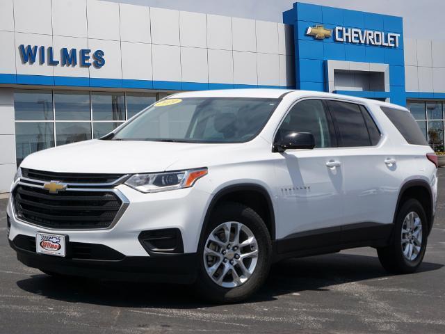 2019 Chevrolet Traverse Vehicle Photo in Altus, OK 73521