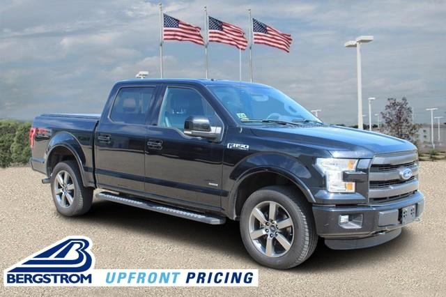 2016 Ford F-150 Vehicle Photo in MADISON, WI 53713-3220