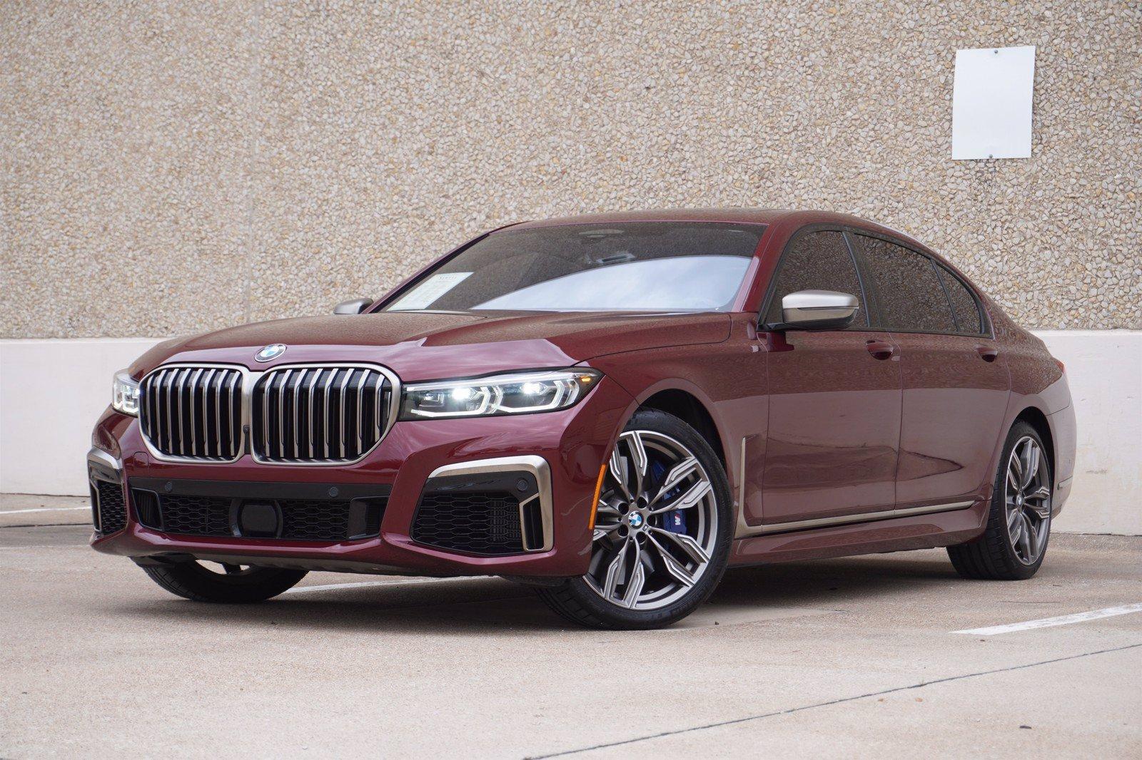 2021 BMW M760i xDrive Vehicle Photo in Grapevine, TX 76051