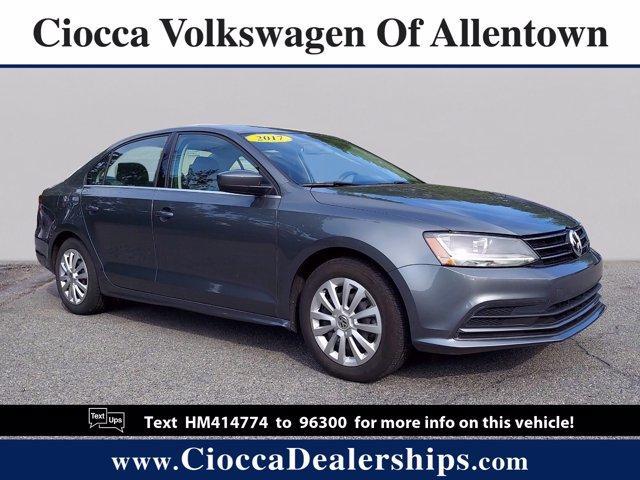 2017 Volkswagen Jetta Vehicle Photo in Allentown, PA 18103