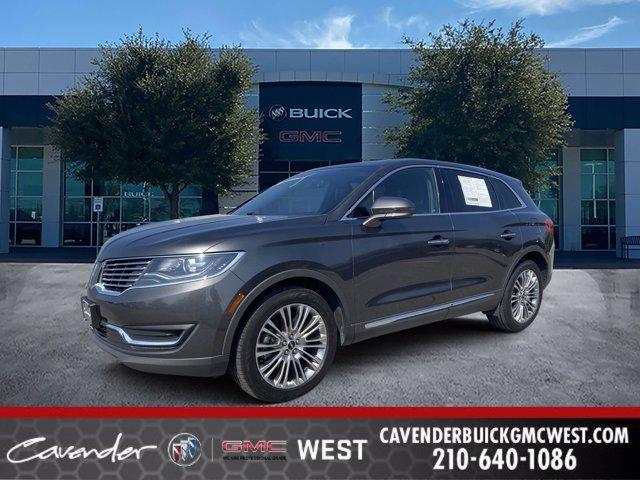 2018 LINCOLN MKX Vehicle Photo in San Antonio, TX 78254