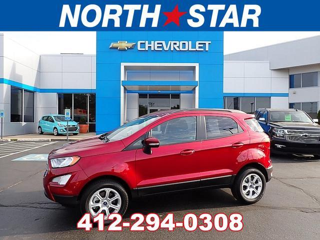 2019 Ford EcoSport Vehicle Photo in Moon Township, PA 15108