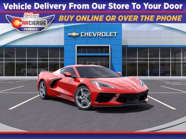 2021 Chevrolet Corvette Vehicle Photo in Colorado Springs, CO 80905