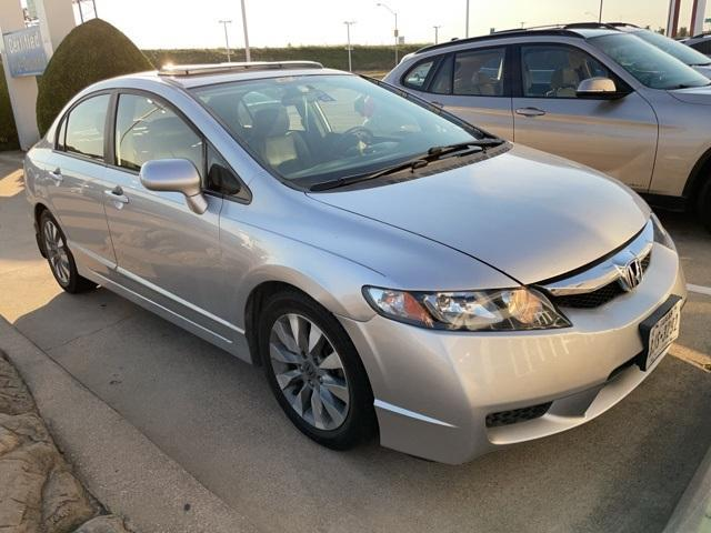 2011 Honda Civic Sedan Vehicle Photo in Fort Worth, TX 76116