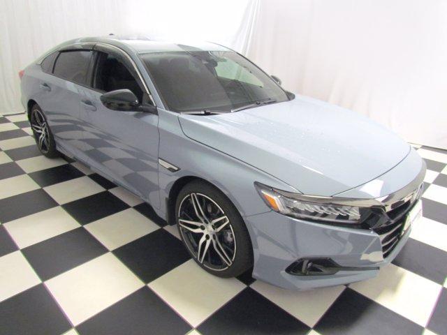 2021 Honda Accord Sedan Vehicle Photo in Easley, SC 29640