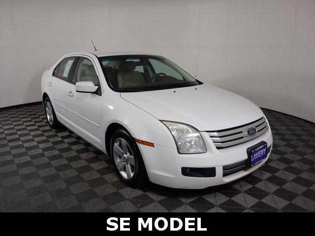 2007 Ford Fusion Vehicle Photo in ALLIANCE, OH 44601-4622