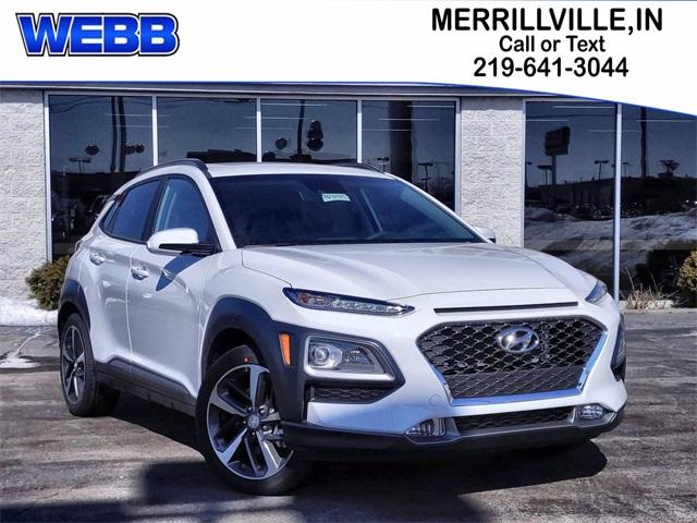 2021 Hyundai Kona Vehicle Photo in Merrillville, IN 46410