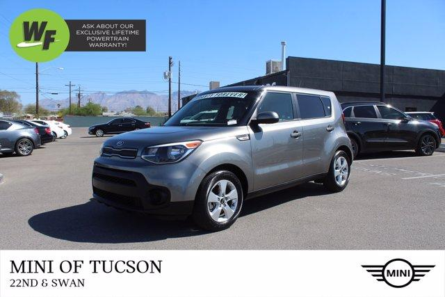 2018 Kia Soul Vehicle Photo in Tucson, AZ 85711