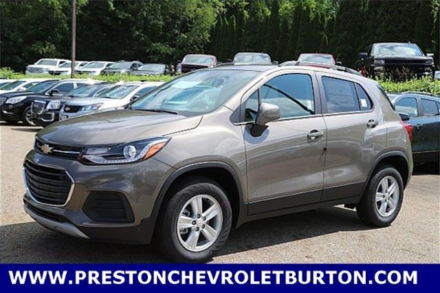2021 Chevrolet Trax Vehicle Photo in Burton, OH 44021